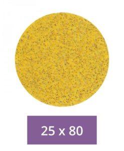 Poly-Fast Sanding Disks - 80 Grit