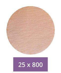 Poly-Fast Sanding Disks - 800 Grit
