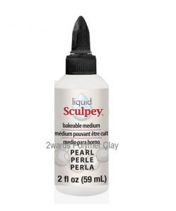 Sculpey® Liquid Bakeable Clay – Pearl.2