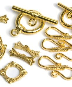 jewellery-basics-closures-set-gold-8-varied-sets