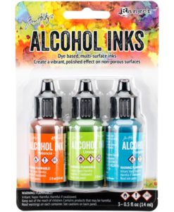Adirondack® Alcohol Ink Kit - Spring Break