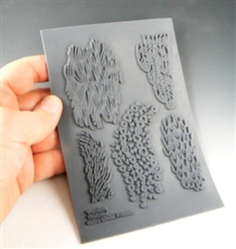 Christi Friesen Texture Stamp – Random Textures