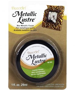 DecoArt Metallic Lustre - Lavish Green