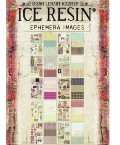 ICE Resin Ephemera Image Assortment.2