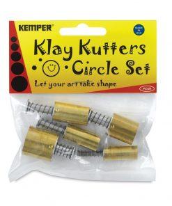Kemper Klay Kutters Circle Set.1