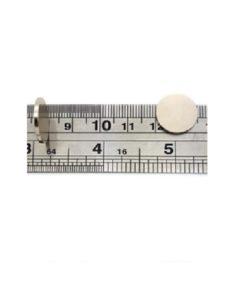 Neodymium Rare Earth Magnets, 15mm x 1.5mm