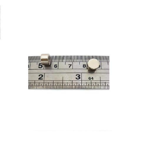 Neodymium Rare Earth Magnets, 8mm x 5mm