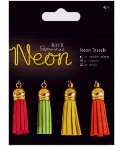 Neon Tassels
