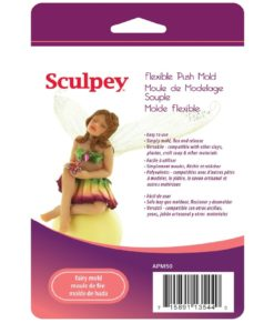 Sculpey Push Mould – Fairy Doll