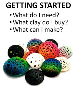 Getting Started with Polymer Clay