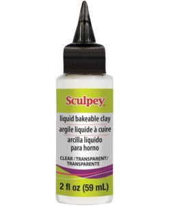 Sculpey® Liquid Bakeable Clay - Clear