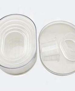 Acrylic Cutter Set – Oval