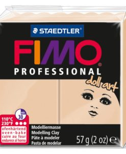 Fimo Professional Doll Art Polymer Clay - Opaque Sand