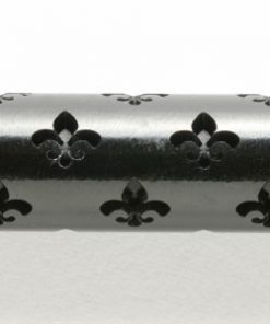 Fleur-de-lis - Kor Tools Acrylic Pattern Rollers