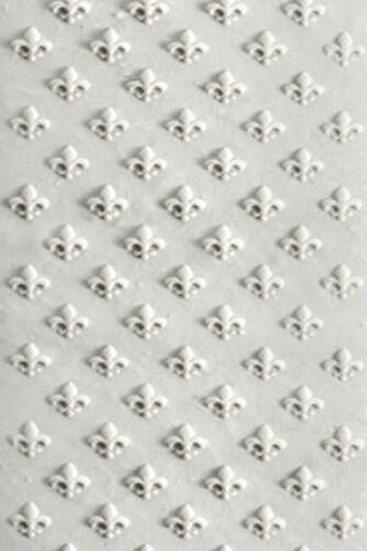 Fleur-de-lis - Kor Tools Acrylic Pattern Rollers_1