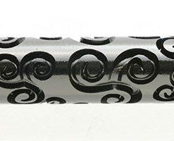 Tri-Spiral Skies - Kor Tools Acrylic Pattern Rollers