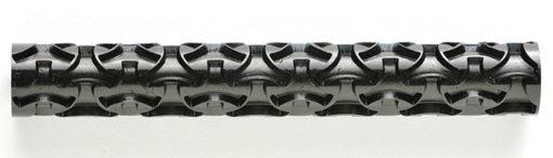 Wishbone Weave - Kor Tools Acrylic Pattern Rollers
