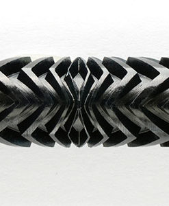 Zig Zag Rodeo - Kor Tools Acrylic Pattern Rollers