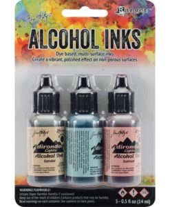 Adirondack® Alcohol Ink Kit - Lakeshore