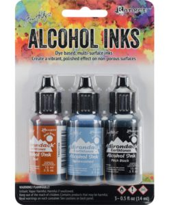 Adirondack® Alcohol Ink Kit - Miners Lantern