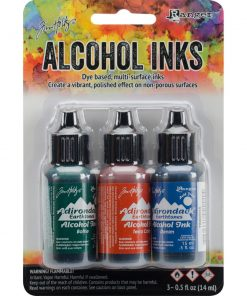 Adirondack® Alcohol Ink Kit - Rustic Lodge