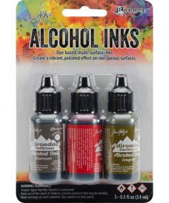 Adirondack® Alcohol Ink Kit - Tuscan Garden