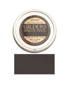 Baroque Art Gilders Paste Black 30ml, 1.5oz
