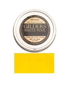 Baroque Art Gilders Paste Canary Yellow 30ml, 1.5oz