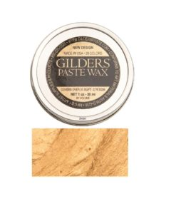 Baroque Art Gilders Paste Celtic Bronze 30ml, 1.5oz