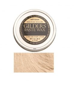 Baroque Art Gilders Paste German Silver 30ml, 1.5oz