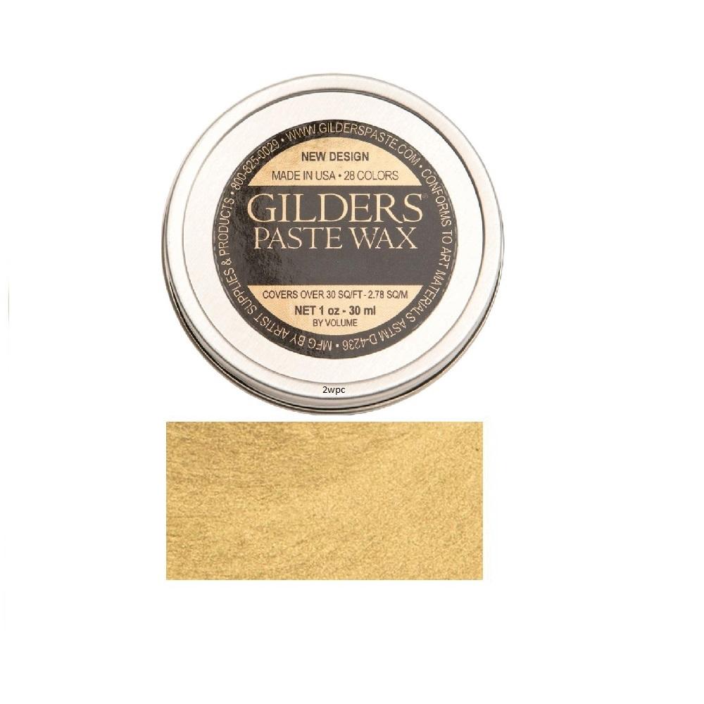 Buy Baroque Art Gilders Paste Rich Gold 30ml - 1.5oz ...