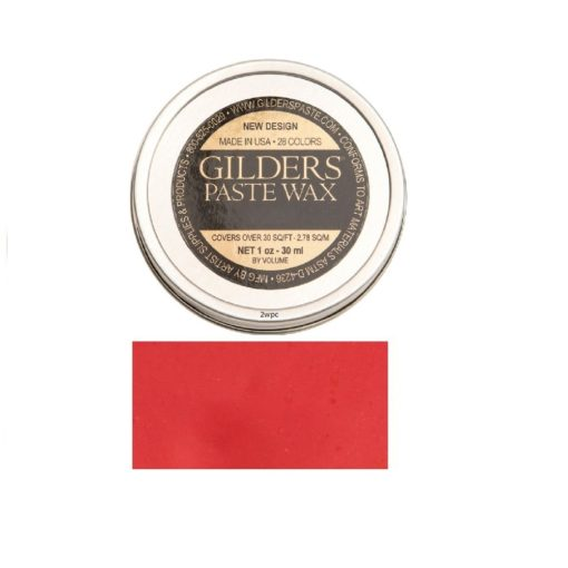 Baroque Art Gilders Paste Tulip Red 30ml