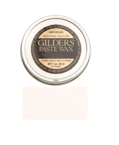 Baroque Art Gilders Paste White 30ml, 1.5oz