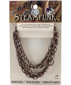 Metal Chain - Antique Copper (1 metre)