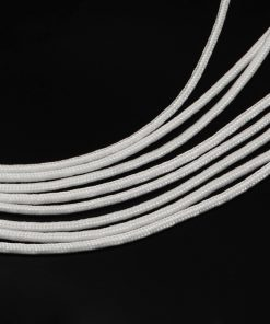 Parachute Cord - White (per metre)