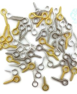 Screw Eye Pins - mixed pack image