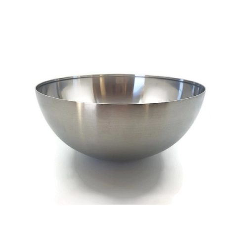 Large Stainless Steel Bowl - 200mm x 90mm