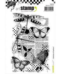 Carabelle Studio Cling Stamp