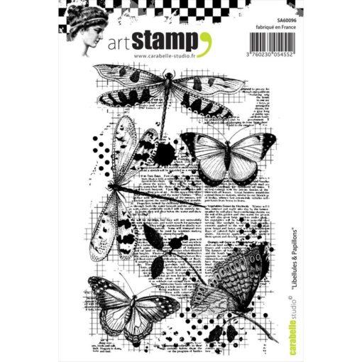 Carabelle Studio Cling Stamp