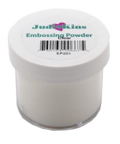 Judikins Embossing Powder – Clear, 59gm