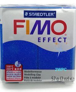 Fimo Effect - Glitter Blue