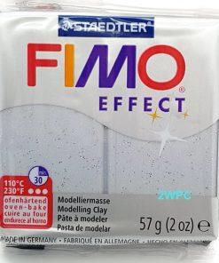 Fimo Effect - Glitter Silver