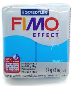 Fimo Effect - Translucent Blue