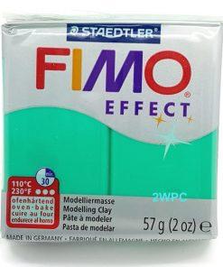 Fimo Effect - Translucent Green