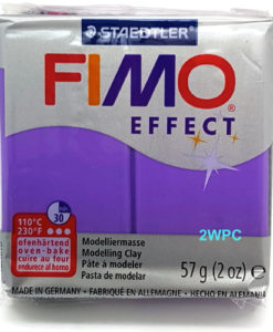 Fimo Effect - Translucent Purple