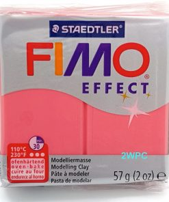 Fimo Effect - Translucent Red