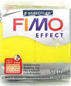 Fimo Effect - Translucent Yellow