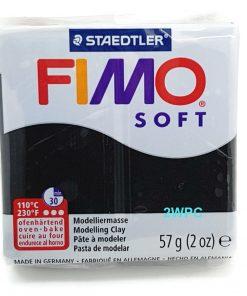 Fimo Soft - Black