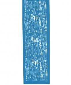 MOIKO Silk Screen - 25x7cm - B Fish (S)