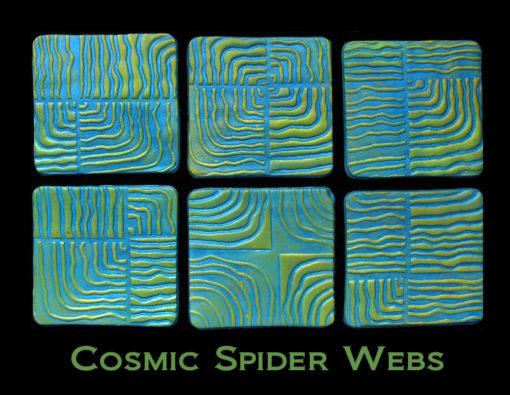 Helen Breil Texture Stamp – Cosmic Spider Webs_1